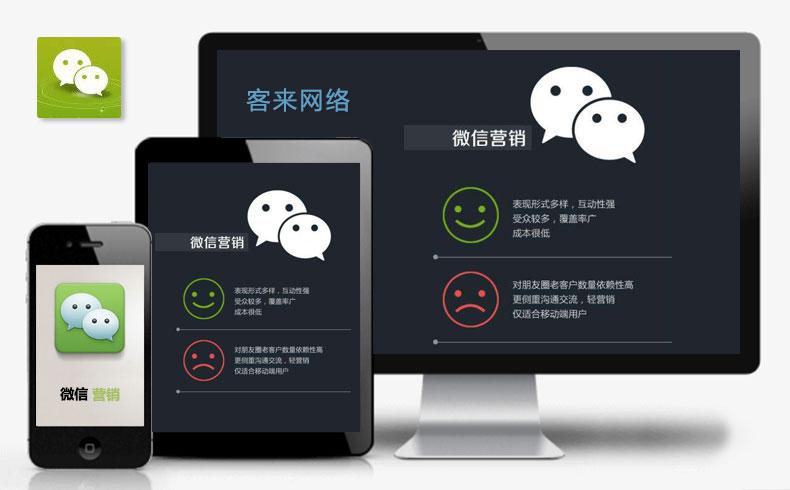 【微信营销】微信营销的优势与劣势-蓝天使网络